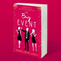 TBE book cover and background